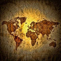 World Map (Brett Jordan) Tags: world desktop wallpaper apple map background 2010 homescreen ipad 1024x1024 brettjordan ipadhomescreen