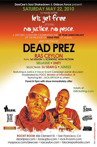 Unity Live with Dead Prez