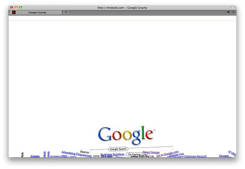Epic google mrdoob