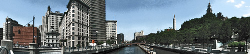 Providence River Panorama