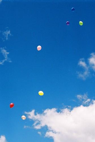 Sky & Balloons