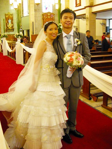 Mr. & Mrs. Ang