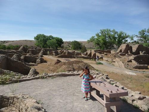 aztec ruins.