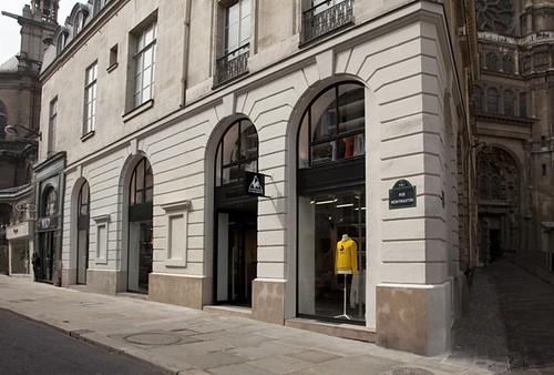 Flagship Le Coq Sportif Paris