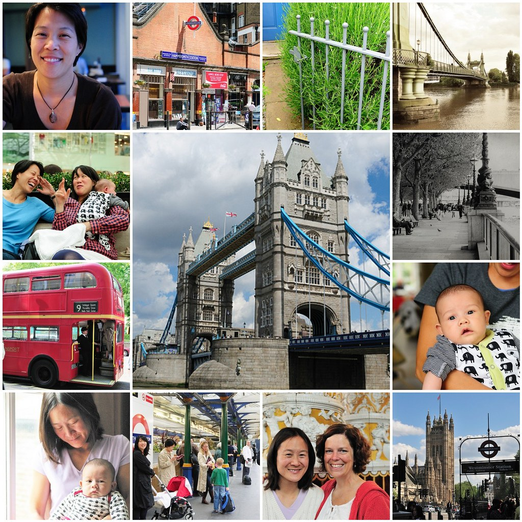 Scenes from London