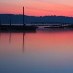 Lake Monroe at dawn thumbnail