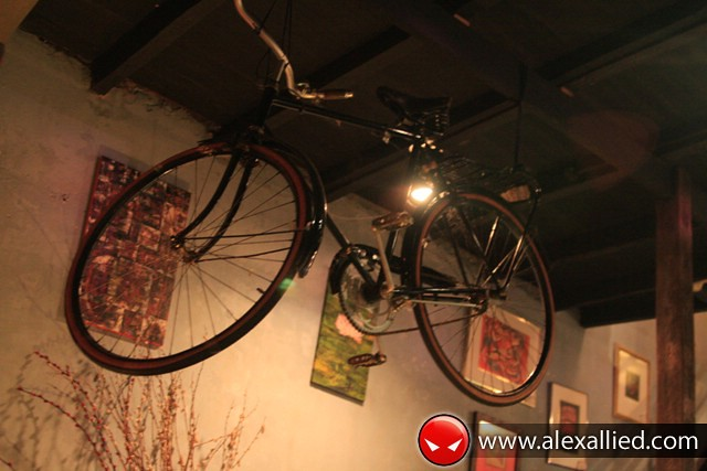 Hanging Bicycle