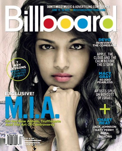 MIA - Billboard