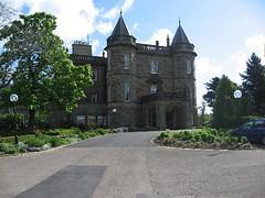Barony of Dalmahoy, Midlothian