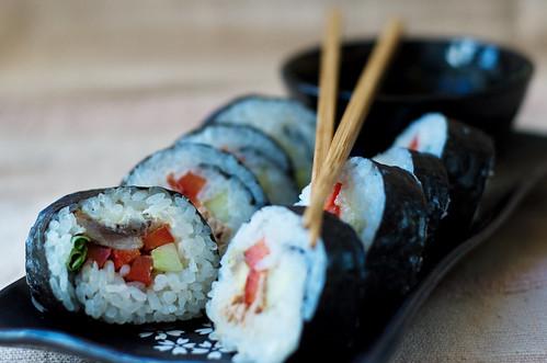 Alterative sushi