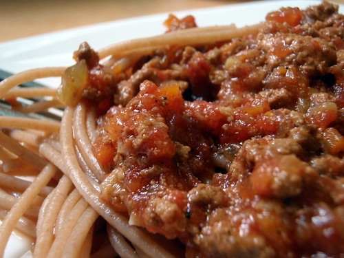 The Cooking of Joy: Slow Cooker Bolognese Sauce