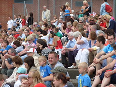 Ilkeston Carnival Spectators - Rutland Recreation Ground 12th June 2010. (Lenton Sands) Tags: carnival spectators rutlandrecreationground ilkestonlions ilkestoncarnival