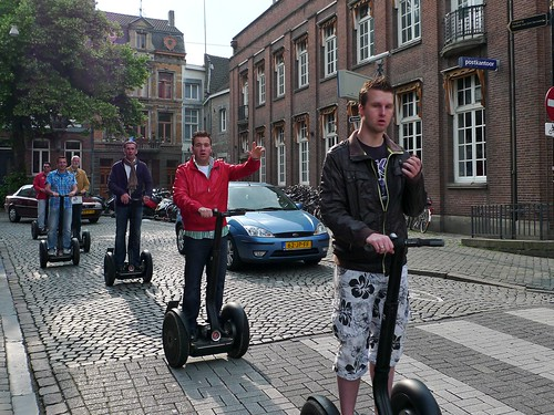 segways in maastricht