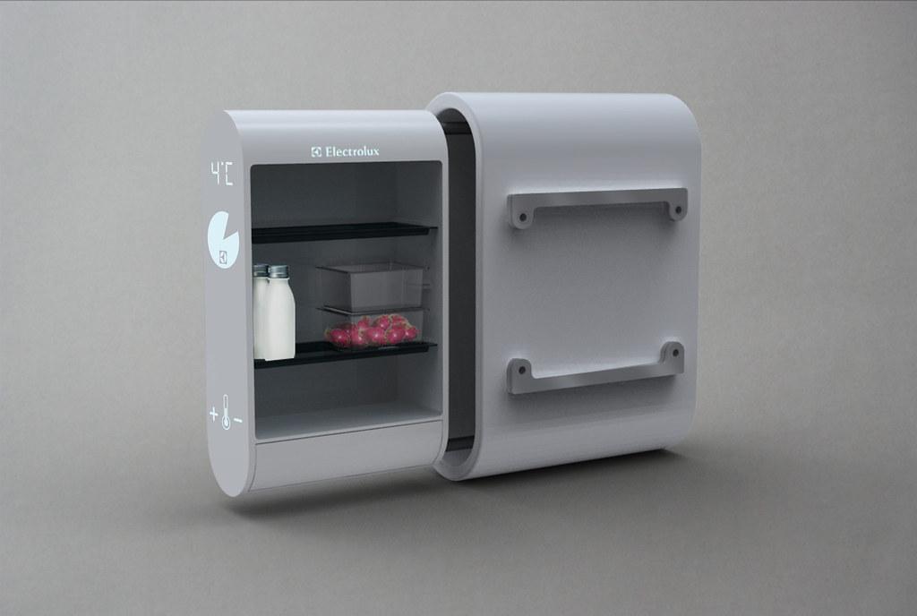 External Refrigerator, Nicolas Hubert, France – External Chilling