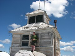 The old lookout.