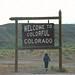 Colorado State Border