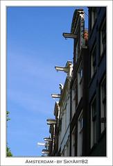 Amsterdam - 39 (Skyart82) Tags: city travel house holland water amsterdam architecture europe architektur nederlands keizersgracht fassade niederlande bulding giebel grach