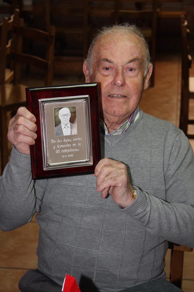 Abuelo's Plaque