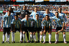 Argentina team (prismatico) Tags: world cup southafrica football republic soccer johannesburg 2010 fifaworldcup zaf korearepublic fifaworldcup2010 fifa2010worldcup cup|fifa football|soccer|fifa 2010|fifa cup|korea