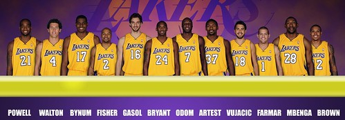 Lakers 2010
