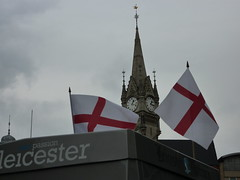 Football Mad 050 (KiranParmar) Tags: england football leicester worldcup mad 2010 comeonengland