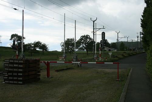 Bussy-Chardonnay Train Station