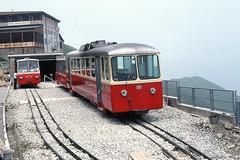 Trains du Monte Généroso (Suisse)