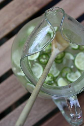 jalapeno lime sprtizer