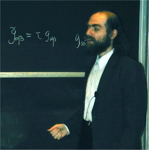 Grisha Perelman