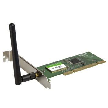 WPG 200 - Placa de Rede PCI Wireless 54 Mbps