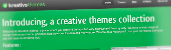KreativeThemes.com - Premium WordPress Themes
