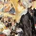 La Première Sortie - Le Café concert- (1876) Huile sur toile -  65 X 50cm - Renoir - National Galley, Londres.