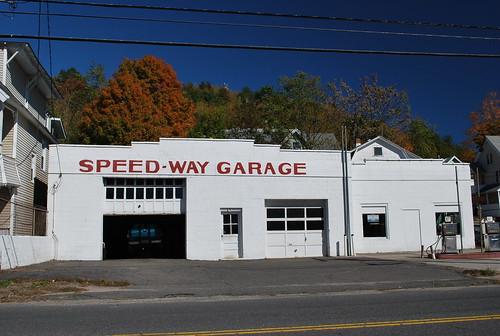 Speed-Way Garage, Waterbury, CT