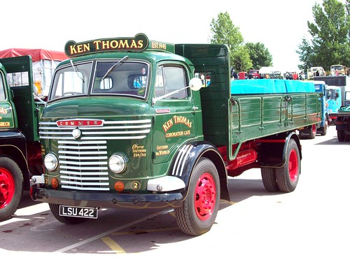 60 Commer C series Mk.II Dropside (1958)