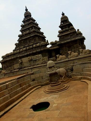 mamallapuram shore temple