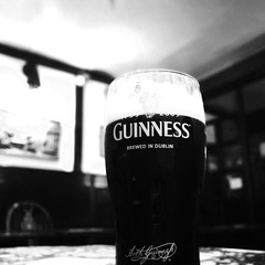 Have a drink (MikeSkelton01) Tags: irish beer wall bar table pub drink sigma alcohol guiness stout dp1