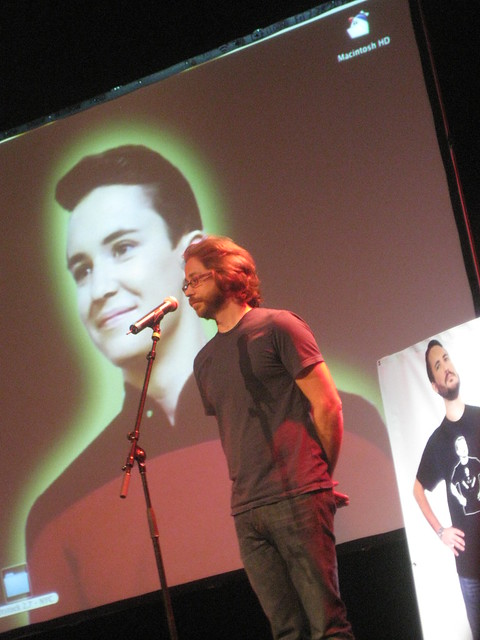 Jonathan Coulton as wilw