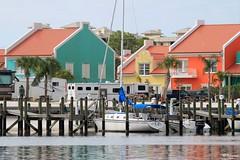 Vibrant Homes (James Rhymes) Tags: ocean homes color water reflections droplets drops shadows vibrant waterdrops creeks
