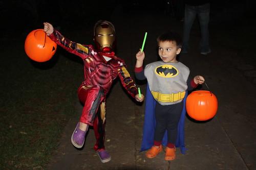 Everyone say Superhero!