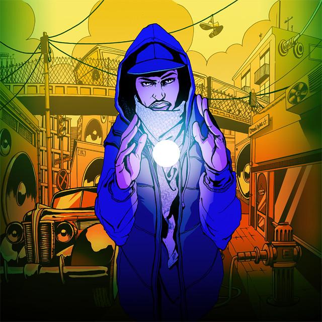 album cover by rabodiga