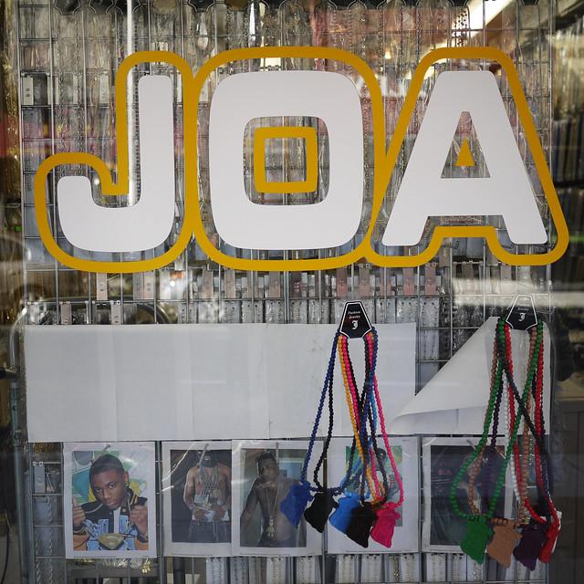 JOA Type in the House #Walkingtoworktoday