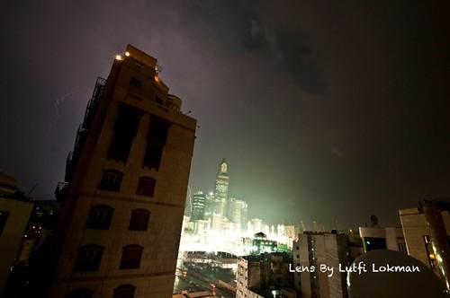 thunder makkah2