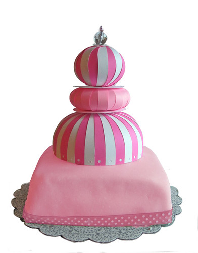 Paper Cake Decoration