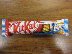 KitKat Salt and Caramel