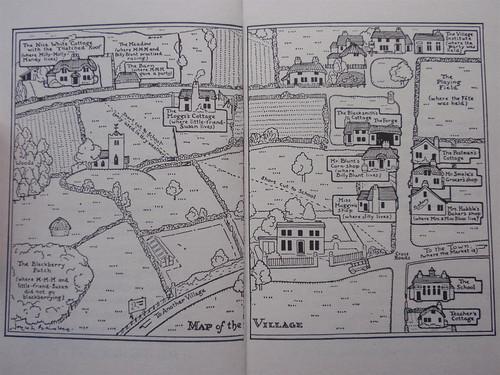 MMM map