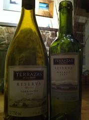 a few from Terrazas de los Andes...