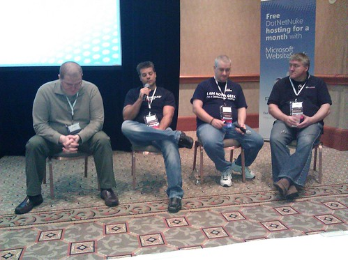 Closing Panel Discussion with DNN Corp Leadership