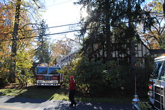 330 Brevort Ln Structure Fire - Rye, NY (zamboni-man) Tags: new light ny car bar port truck ma fire person lights team 26 pov chief air engine fast utility ambulance rye chester your 49 vehicle brook 16 ladder 36 ems 39 own fd e36 whelen 2411 2423 vollunteer e191 e192 pcrrbems mutral battion westchetsrer mutrial