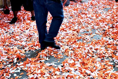 Confetti Carpet