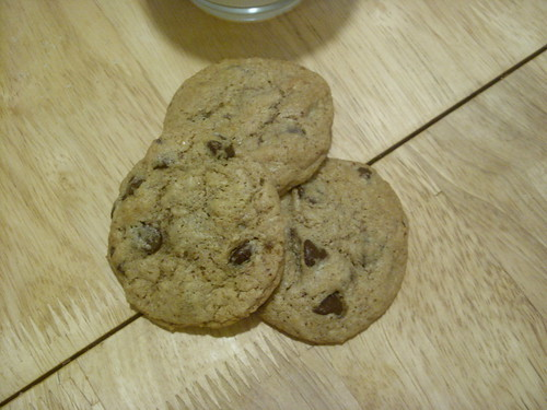 Almond Chocolate Cookies3